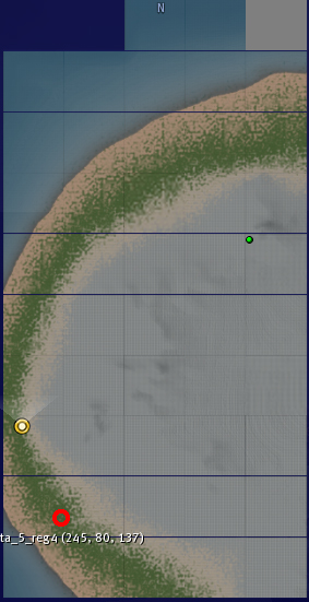 New Gaeta Continent