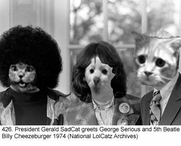 Billy Preston,George Harrison & Gerald Ford